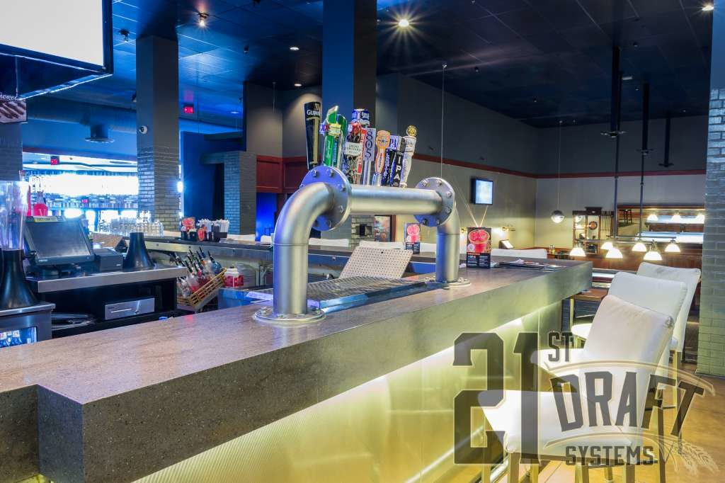 Dave Amp Busters Ontario Ca 21st Draft Systems Custom