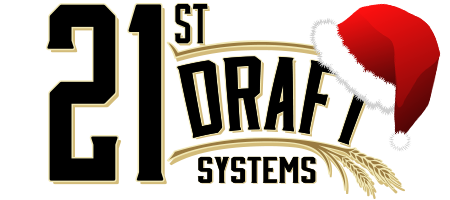 21st Draft Systems | Custom Draft Beer Towers, Design, & Maintenance